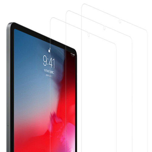 "For iPad 2 3 4 Air 2 Mini 3 4 Pro HD Clear Screen Protector for iPad Pro 11/""2018"