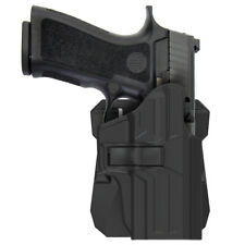 Paddle Holster For Sig Sauer P320 Compact P320 RX X Carry Tactical Holster RH
