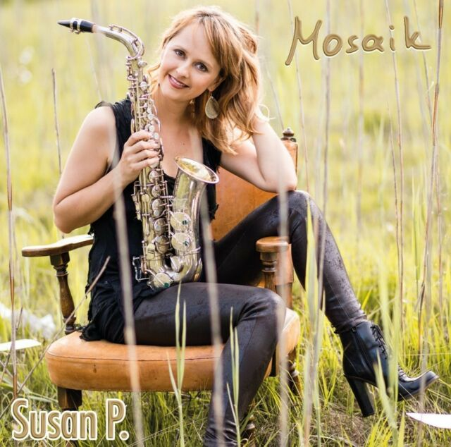 SUSAN P. - MOSAIK   CD NEW!