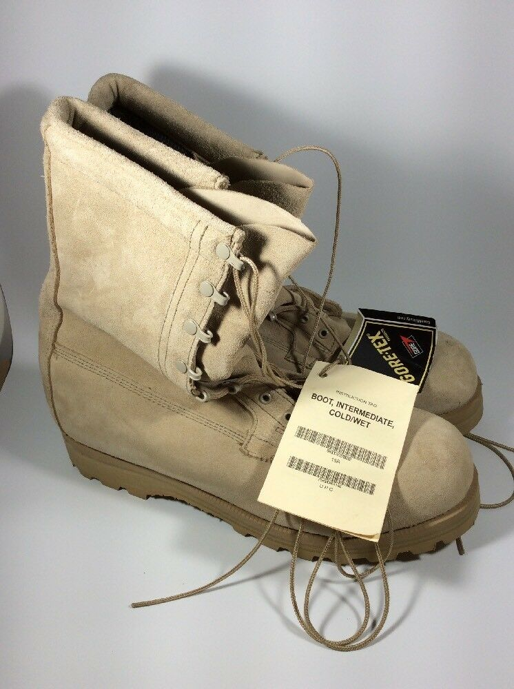 Mens New 15R ICWT INTERMEDIATE COLD WET GORE-TEX  Vibram Boots USA