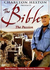 CHARLTON-HESTON-THE-BIBLE-THE-PASSION-DVD