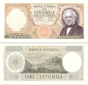 1970-Italia-Banconota-Lire-100000-Manzoni-D-M-19-07-70-Discreta-Vedi-Foto-R3