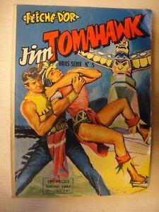 fleche-d-039-or-jim-tomahawk-hors-serie-3-septembre-1959-ray-flo