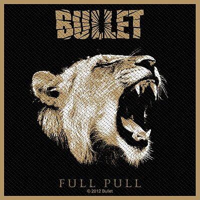 Bullet  - Lion  [Patch/Aufnäher, gewebt] [SP2665] Bullet Aufnäher - Lizenzware !