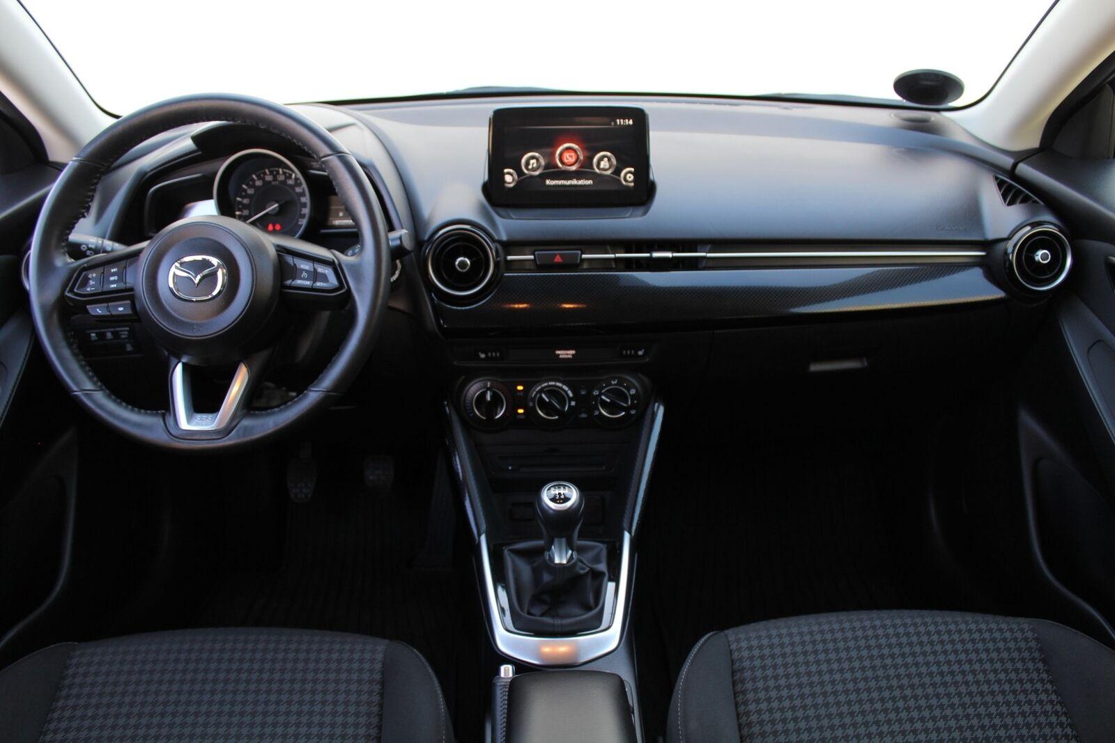 Mazda 2 1,5 Sky-G 90 Niseko - billede 6