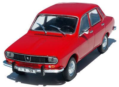 Dacia 1300 AutoLegends USSR 1969 NEW Deagostini Diecast Metal model 1:43