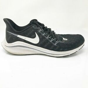 Nike-Womens-Air-Zoom-Vomero-14-AH7858-010-Black-White-Running-Shoes-Size-7-5