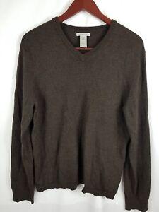de Med Merino Sz Sweater italiana lana Gap 177843100027 n7 Vneck Hombre pwOEIA