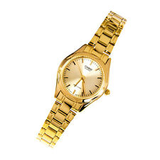 Casio LTP1275G-9A Women's Standard Analog Gold Tone Gold Dial Casual Dress Watch