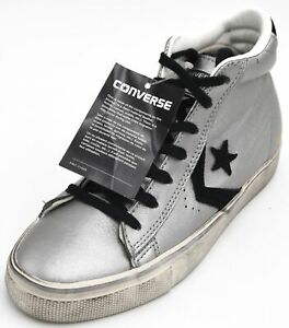 2converse all star pro leather vulc