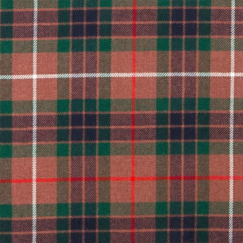 Heavy Weight Material 16oz Fabric Fraser Hunting Modern Tartan 1 Metre