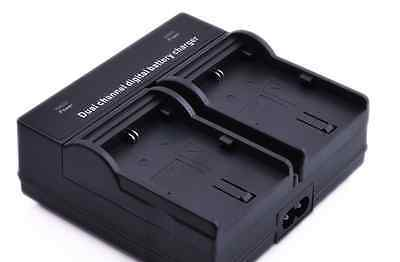 Dual Battery Charger for Sony NP-F930 NP-F950 NP-F950/B NP-F960 NP-F970