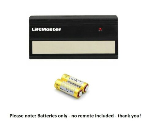BATTERY ONLY for Liftmaster 61LM garage door opener remote A23 2