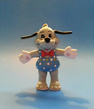 BABY HUSH PUPPY BENDABLE BENDY Sheri Lewis Lamb Chop 1993 Just Toys