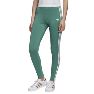 adidas leggings verdi