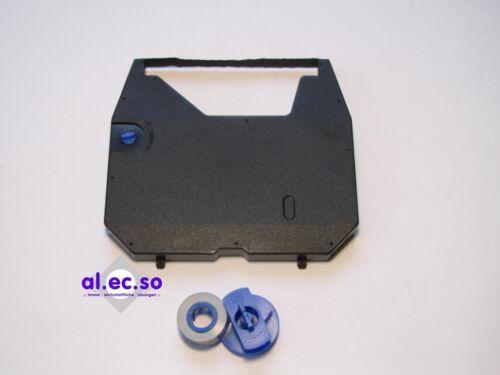 Korrekturband Farbband für Brother AX 425 schwarz druckend aus robustem Nylon