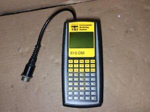 YSI-610-DM-LCD-DISPLAY-DATA-LOGGER-POCKET-128k-TERMINAL-MONITOR-HANDHELD