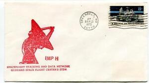 1972 Imp H Spaceflight Tracking Data Network Goddard Center's Stdn Greenbelt Usa