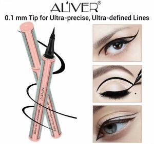 Maximum-Precision-Ultra-Thin-Tip-Liquid-Eyeliner-Pen-Pencil-Waterproof-Makeup