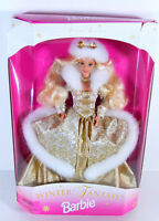 Barbie Doll 1995 Winter Fantasy Blonde
