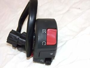 06-08-DUCATI-MONSTER-S4RS-Right-Start-Starter-Control-Switch-RH