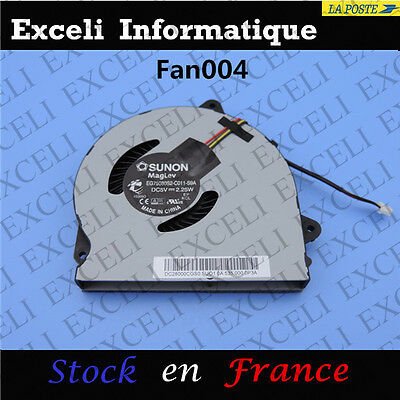 G40 45 Refroidissem DC28000CGS0 Ideapad Lenovo Ventilateur CPU Cooling Fan FxBBAq