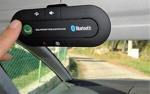 KIT-BLUETOOTH-VIVAVOCE-PER-AUTO-UNIVERSALE-SPEAKER-SMARTPHONE-TABLET-CELLULARE