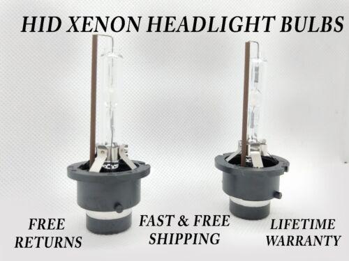 6000K Diamond White HID Xenon Headlight Bulb for MB E55 AMG 1999-2002 Low Beam