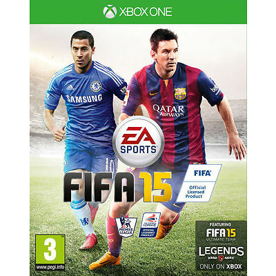 Fifa 15 Xbox One Game Brand New & Sealed