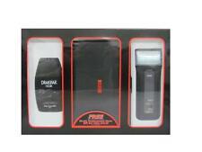 Drakkar Noir Set: 1.7 oz Eau de Toilette Spray +Range 2000 (Rechargeable Shaver)