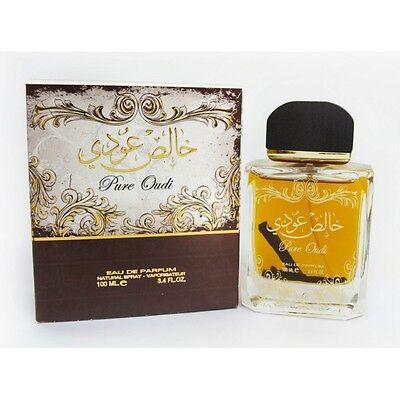 Khalis Oudi (Pure Oudi) 100 ml Eau De Parfum By Lattafa Perfumes