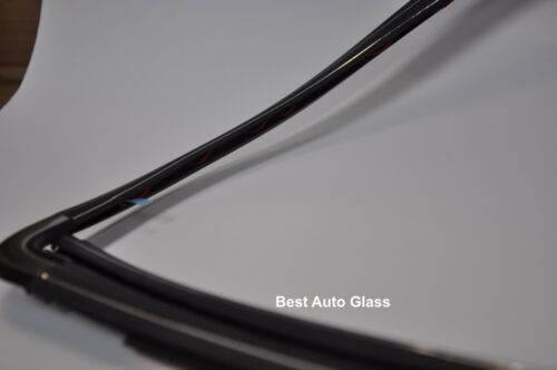 88-91 Honda Civic Front Windshield Chrome Molding Weatherstrip 4DR Sedan Only