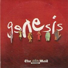 GENESIS  12 TRACK PROMOTIONAL CD from the MAIL ON SUNDAY NEWSPAPER  ~