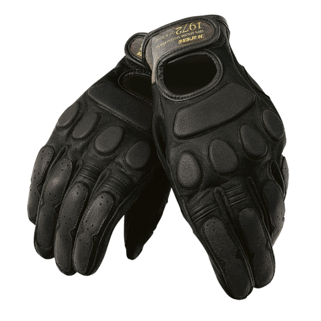 Guanti moto DAINESE BLACKJACK UNISEX GLO motociclista