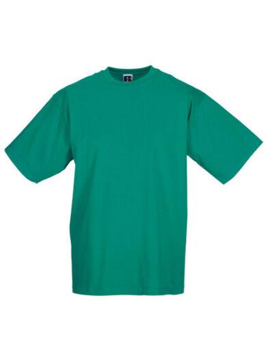 Silver Label Herren T-Shirt von Russell Rundhals Shirt bis 4XL