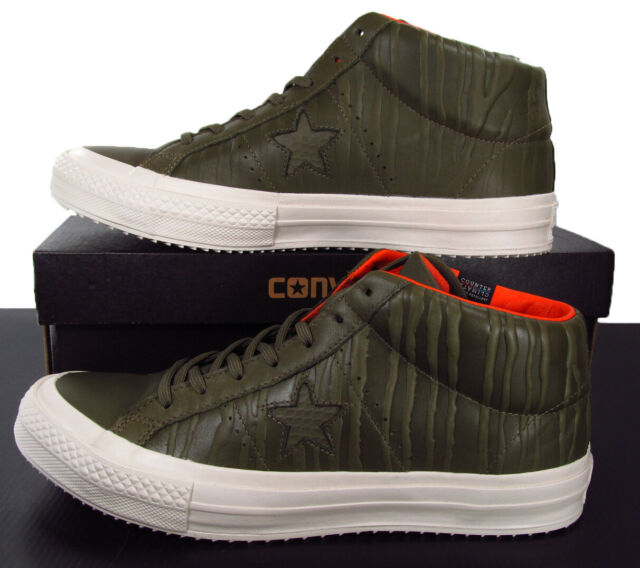 Converse One Star Counter Climate Mid
