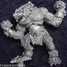 1987 Skaven C22 Rat Ogre 1 Chaos Ratmen Citadel Warhammer Army Beast Master Ogor