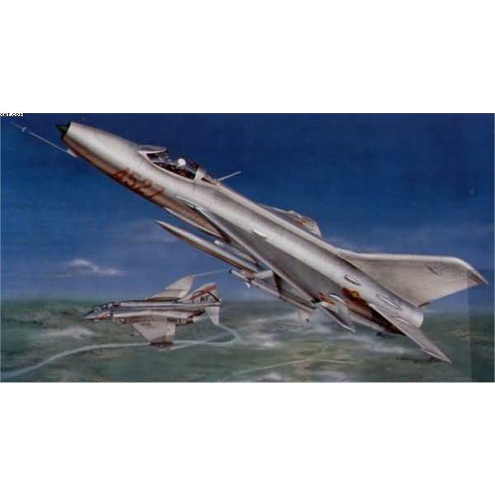 Trumpeter 1 32 - Mig-21 F-13 - Trumpeter 1 32 - Mig-21 F-13 (tru02210) -