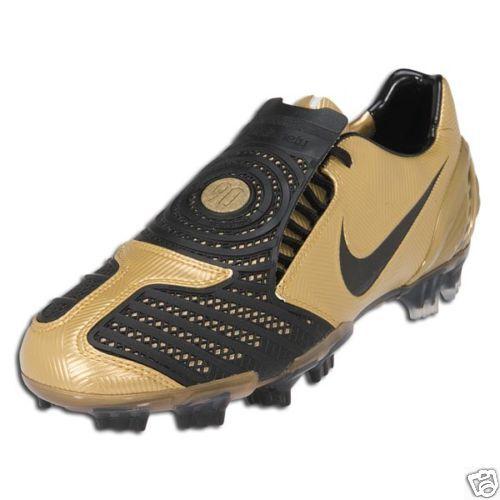 Nike totale 90 laser ii fg colore colore fg nero / oro misura 6,5 afd3a6