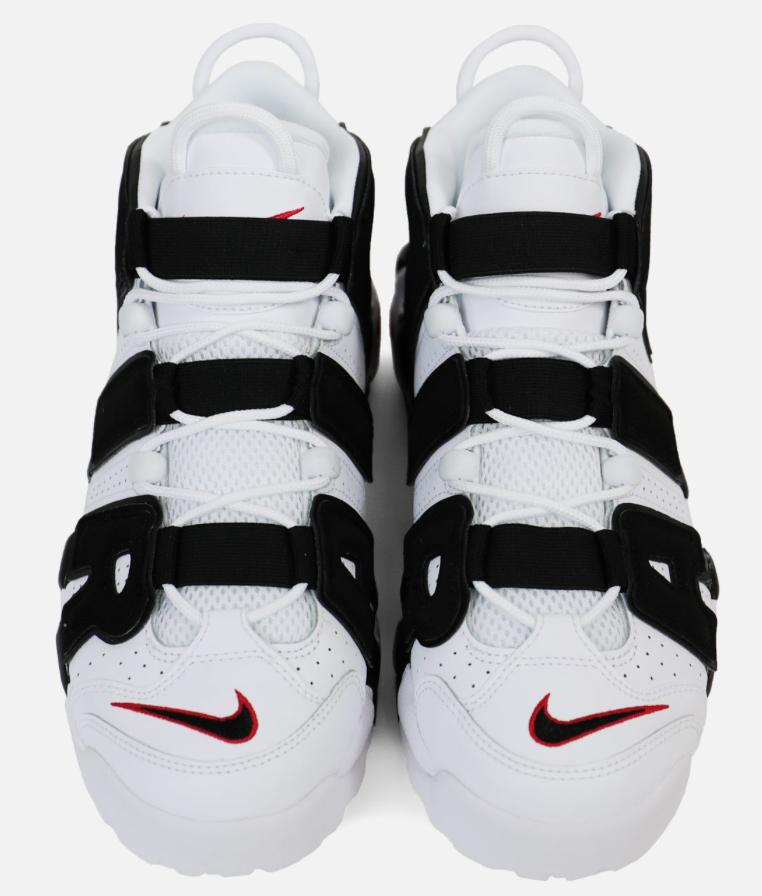 Mens Nike Air More Uptempo Scottie Pippen PE 414962-105 AUTHENTIC