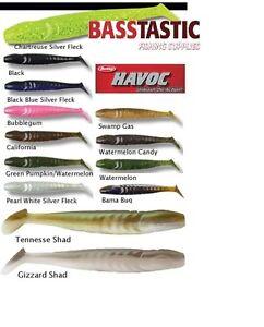 Berkley-HAVOC-Grass-Pig-JR-3-5-034-Lure-Various-Colours