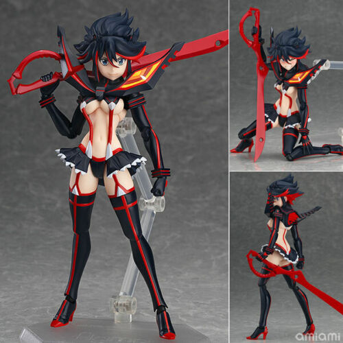 Japanese Anime KILL la KILL Ryuko Kamui Senketsu Action Figure PVC Doll 6 in Toy