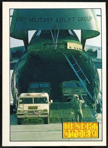 C959 Lockheed C-8 #125 Desert Storm 1991 Merlin Sticker