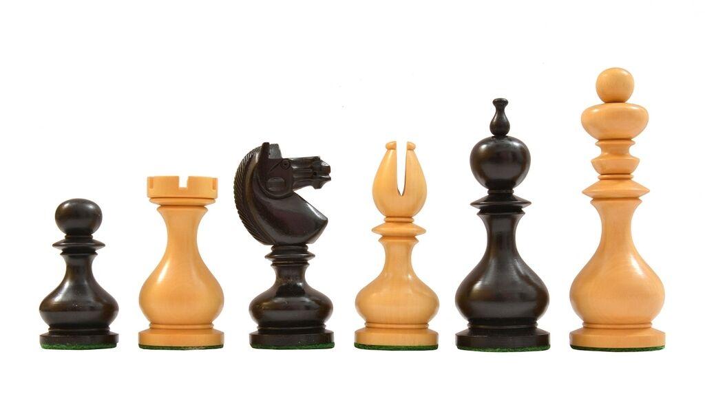 Antiguo modelo de de de Dublín, ajedrez Calverde, Wood   natural birkwood 4.1-r0339 366