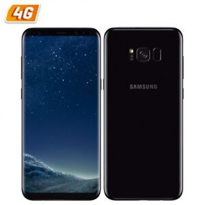 Smartphone Samsung Galaxy S8 G950 64GB negro