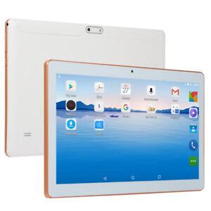 10.1'' Tableta Android 8.1 10 core 6+64GB WiFi 16MP Cámara TabletPC Dual SIM