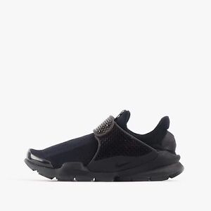 best loved 09c23 bb387 Details about Nike Sock Dart Men's Triple Black Shoes