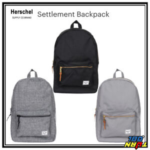 4bdb056e74c3 Image is loading Herschel-Supply-Co-Settlement-Backpack-w-Laptop-sleeve-