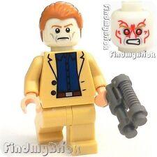 BM110 Lego Iron Man 3 Aldrich Killian with Dual Faces Glow in the Dark 76006 NEW