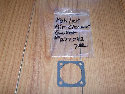 Genuine Kohler OEM GASKET Part# 277093-S
